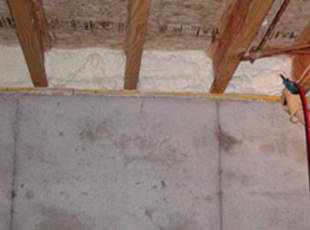 Post mold remediation sealing