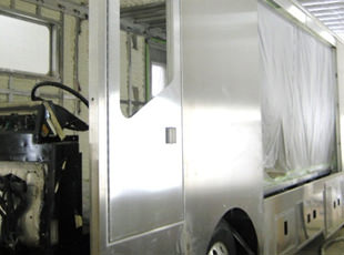 Recreational vehicle insulation