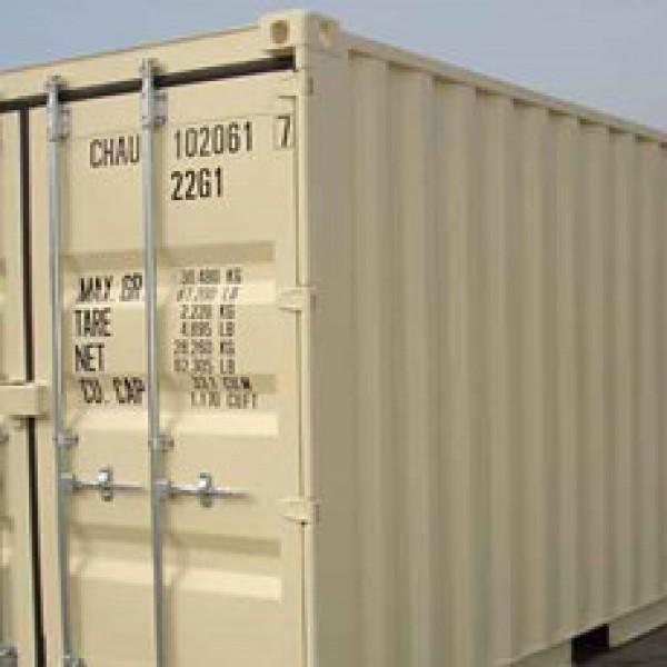 Repairing sealing cargo containers