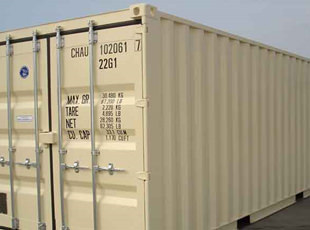 Repairing sealing cargo containers