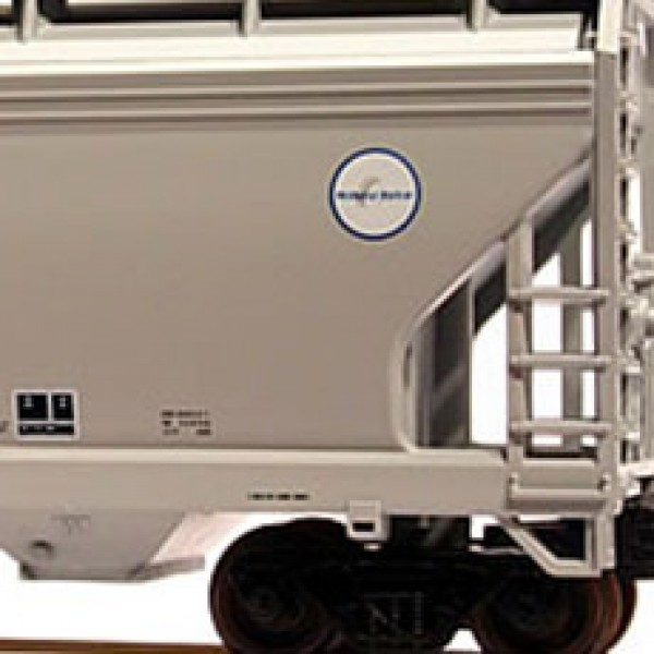 Temporary Seal Railroad Hopper