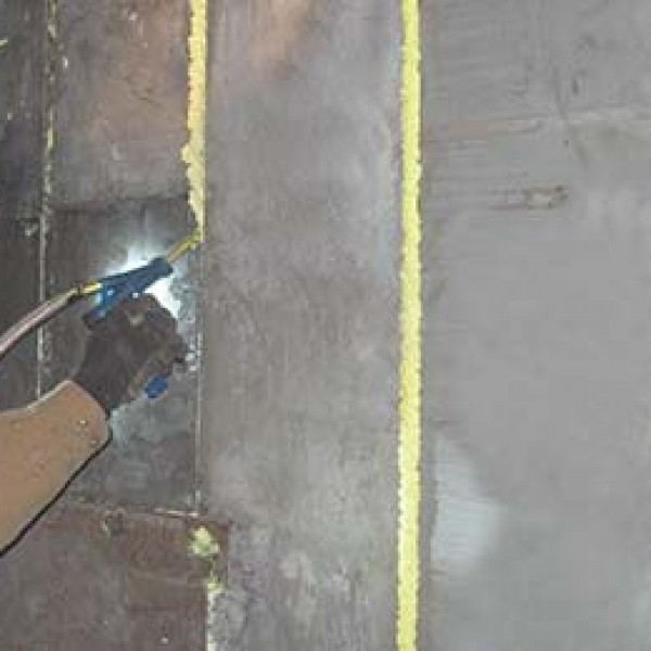 Underground Mining Ventilation Sealant